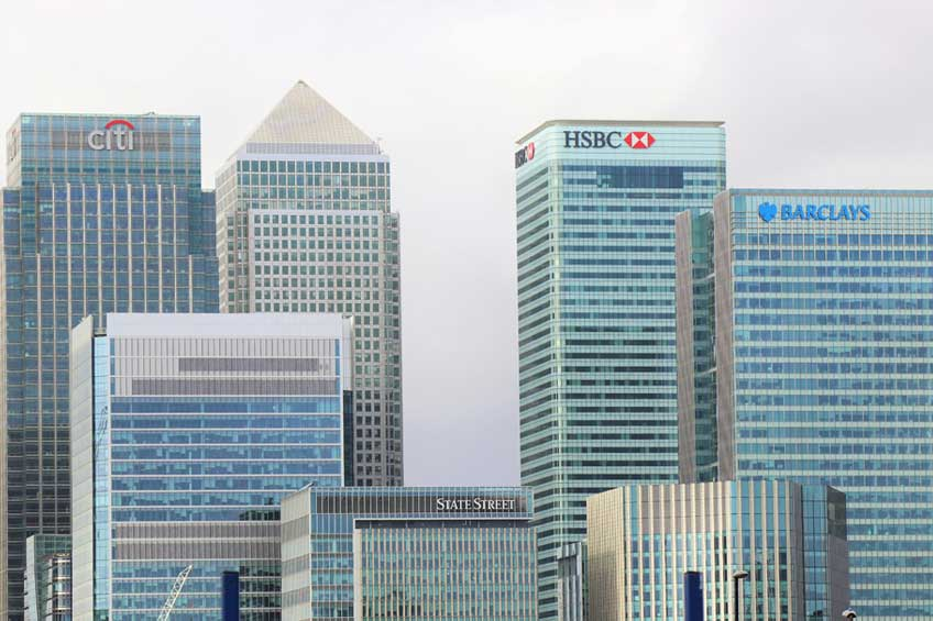 Thinking about working in financial services? Here's what you need to know